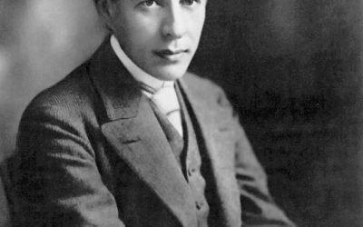 Is Sergei Rachmaninoff's birthday an April Fool's joke?